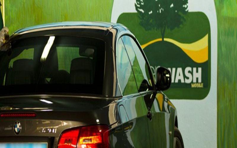 projet greenwash africa ou comment laver sa voiture sans