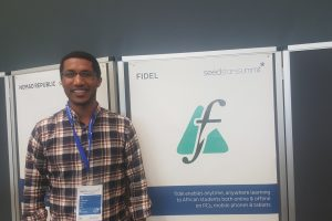 Eskinder Mamo co-fondateur de Fidel