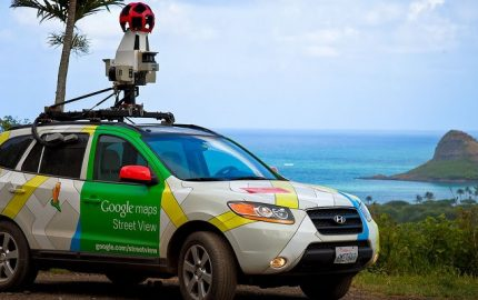 Google Street view en Afrique