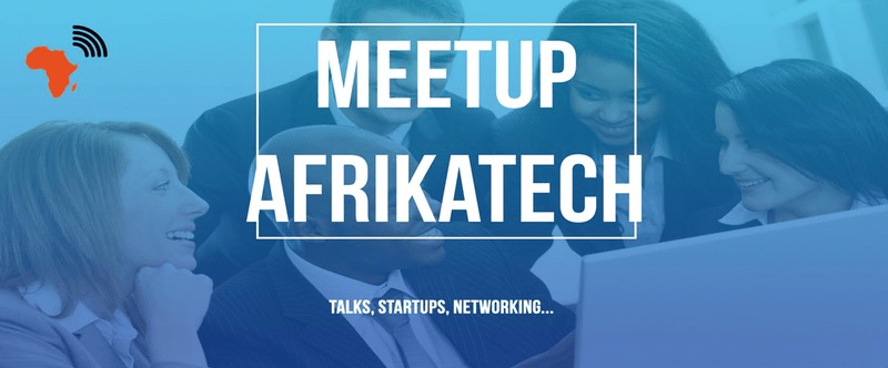 AfrikaTech Meetup background