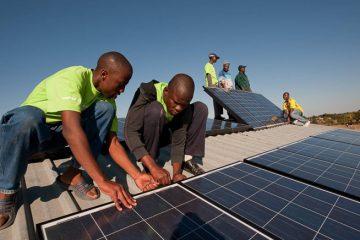 Afrika-Solar