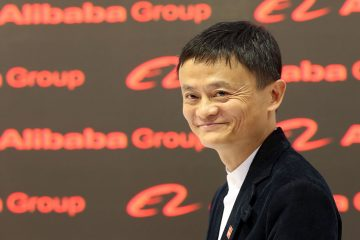 HANOVER, GERMANY - MARCH 16:  Alibaba Group Executive Chairman Jack Ma attends the 2015 CeBIT technology trade fair on March 16, 2015 in Hanover, Germany. China is this year's CeBIT partner. CeBIT is the world's largest tech fair and will be open from March 16 through March 20.  (Photo by Sean Gallup/Getty Images)