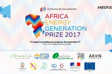 Africa Energy Generation Prize 2017
