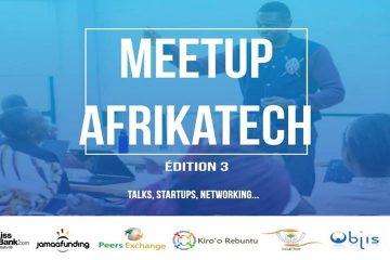 AfrikaTech Meetup 3 background