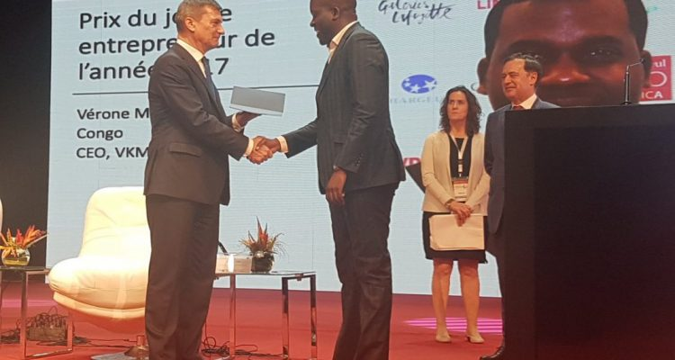 Verone-Mankou_Prix-Jeune-entrepreneur-2017