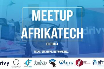 AfrikaTech Meetup 4 background