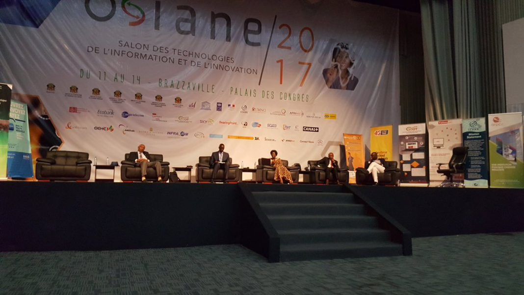 Congo brazza l industrie du num rique au c ur du salon for Salon de l industrie 2017