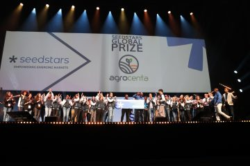 AgroCenta Winner Seedstars Summit 2018