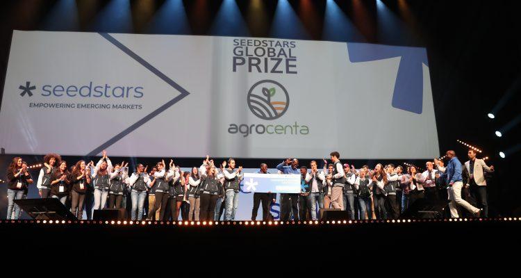 AgroCenta Winner Seedstars Summit 2018