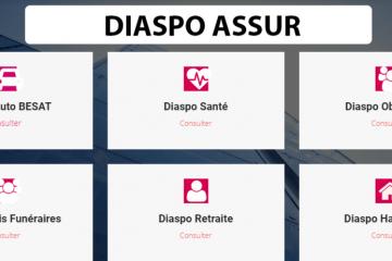 conférence de presse de Diaspo Assur