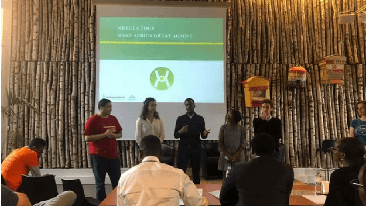 Kamix : la startup à suivre en Afrique contre la cryptomonnaie de ...