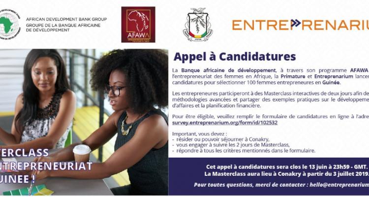 femme entrepreneurs guinée