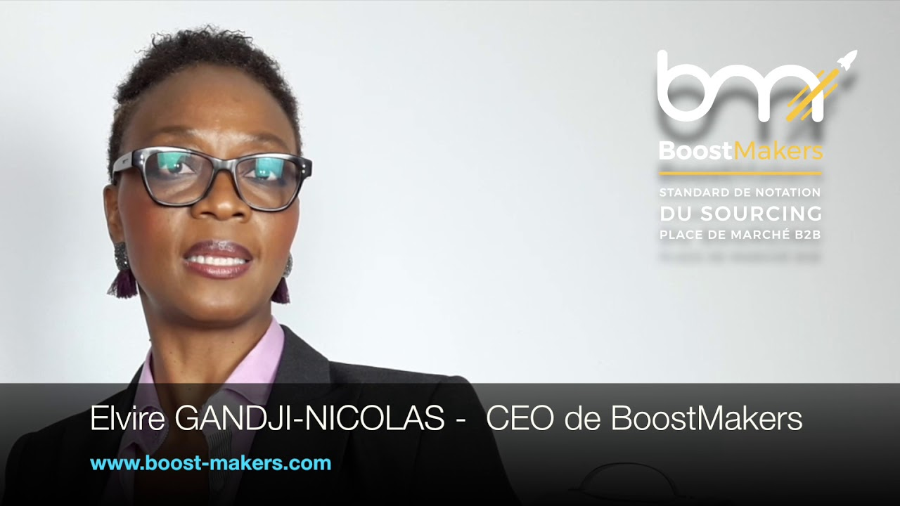 elvire gandji-nicolas ceo boostmakers