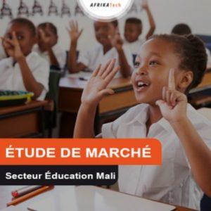 Etude de marché sur le secteur Education au Mali
