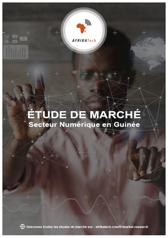 Etude de marché sur le secteur Numérique en Guinée