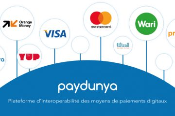 Plateforme de paiement en ligne