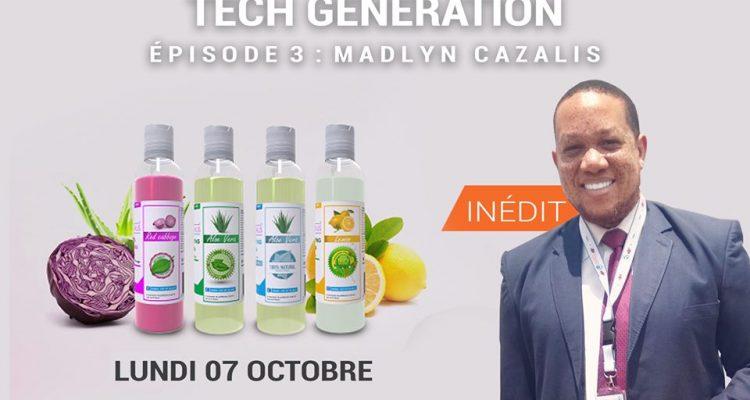 Madlyn Cazalis 100% naturelle