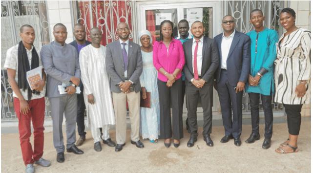 La Ministre de l'Economie Numérique du Mali à la rencontre des incubateurs