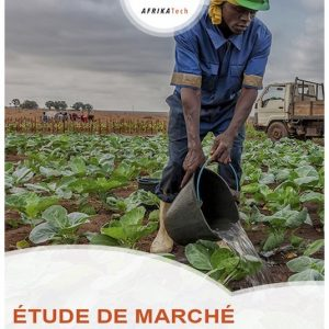 AfrikaTech - Etude de marché Secteur Agrobusiness au Sénégal