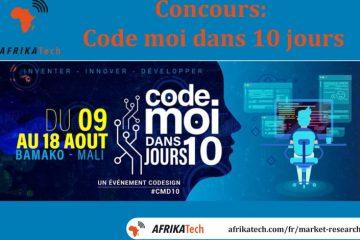 Concours: Code moi dans 10 jours