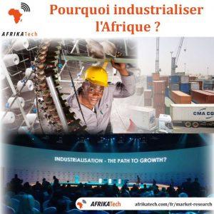 Pourquoi industrialiser l'Afrique ?