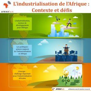 L'industrialisation de l'Afrique : Contexte et défis