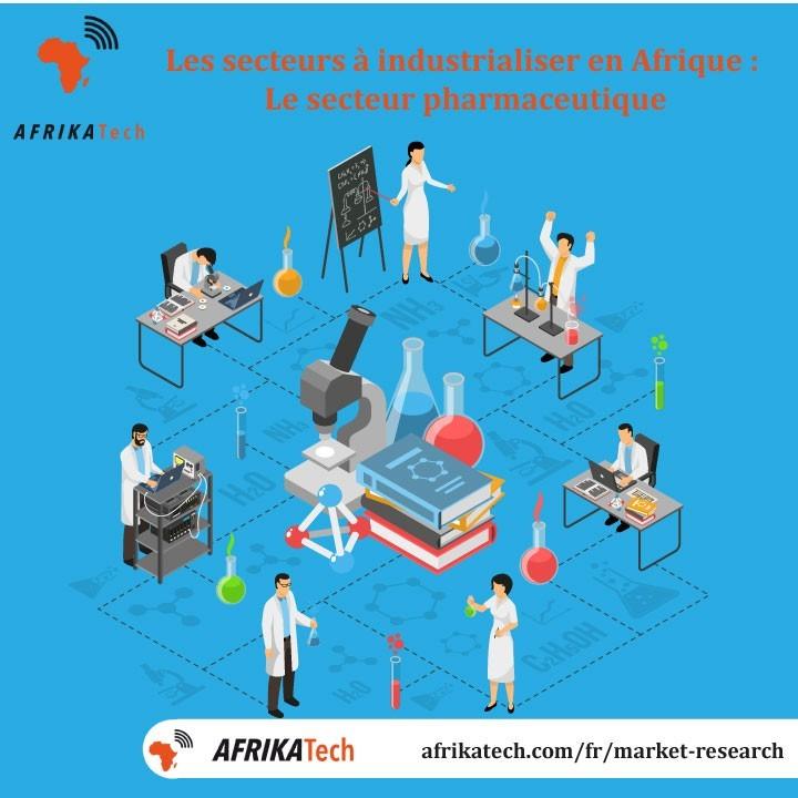 Le secteur pharmaceutique en Afrique