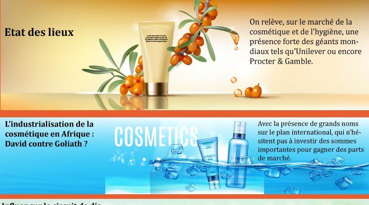 Les secteurs à industrialiser en Afrique : Le secteur de la cosmétique