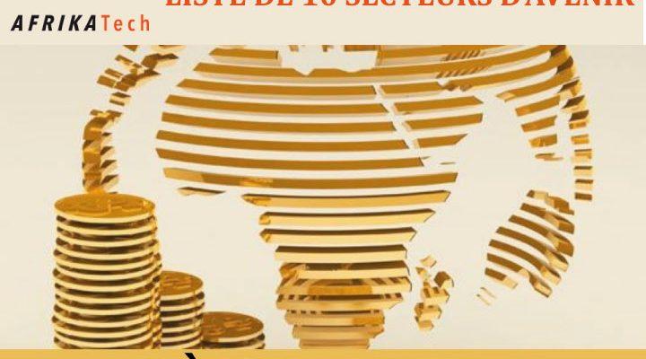 INVESTIR EN AFRIQUE : LISTE DE 10 SECTEURS D'AVENIR