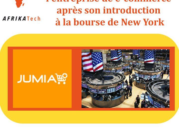 Jumia : comment se porte l'entreprise de e-commerce après son introduction à la bourse de New York