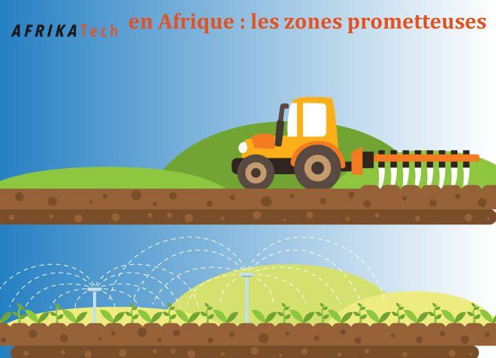 Investir dans l'agriculture en Afrique : les zones prometteuses