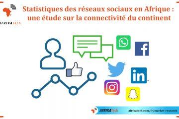 Statistiques des réseaux sociaux en Afrique : une étude sur la connectivité du continent