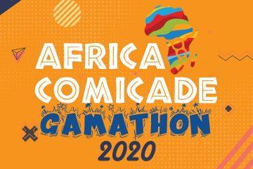 GAMATHON AFRICACOMICADE 2020