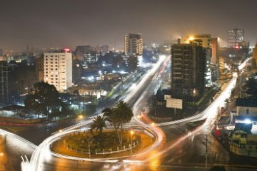 Essai d analyse de la croissance de l Ethiopie durant ces 10 dernières années