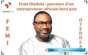 Femi Otedola : parcours d'un entrepreneur africain hors pair